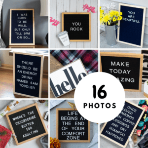 letterboard stock photos