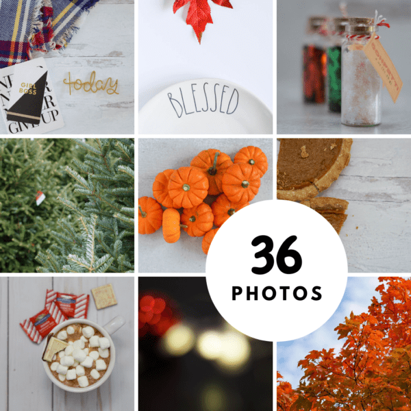 holiday stock photos for social media, Instagram, blog posts, Facebook, LinkedIn. Holiday inspired stock photography: Halloween, Thanksgiving, Christmas, New Years. Desktop and business stock photos